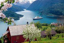 Norway / My beautiful land