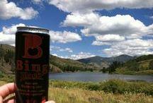 Bing'n in Colorado / Colorado and having a healthy lifestyle!