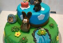 My cakes / Dorty, které jsem vyráběla