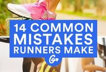 Running Tips / Helpful tips and tricks to make your run easier and safer