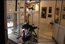 Art-Working-Space / address: Banchina dei Molini,14 Venezia Porto Marghera Atelier-home. Shared space