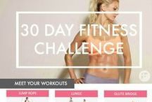Workouts & Fitness Challenges