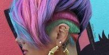 Hairstyles ❤️ ❣️ ♕ ♛❥ ♠️ ♥️ ツ ღ ☻