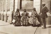 Roma/Gypsy: Russia, retro photo