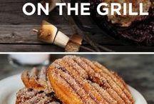 Recepten en toetjes BBQ/Grill / BBQ/GRILL