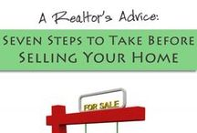 Home Staging when Selling  / Ideas to increase your chances of selling your home through better staging