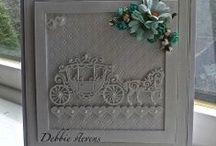 Cards - Tattered Lace