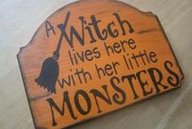 Halloween - Signs