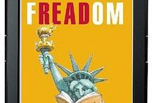 Banned and Challenged Books / books that have been banned and/or challenged, according to the American Library Association's Office for Intellectual Freedom.