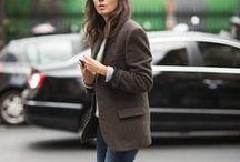 Emmanuelle Alt & french fashion editors
