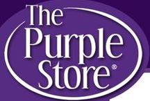 Purple…that's my color...