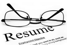 A Winning Resume / Resume tips and tricks for those on the job hunt!