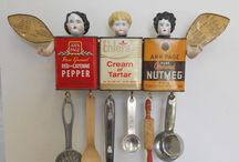 Altered art ideas / One man's trash is another man's treasure!