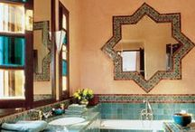 Bathrooms you'll want to stay in.