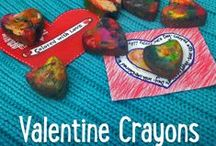 Valentine's Day / Valentine's Day crafts activities printables for homeschooling