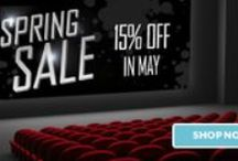 Spring Sale / Spring Sale - 15% off all homeschool curriculum and resources at May at Alpha Omega Publications. Here we've pinned great movie resources for homeschooling. / by Alpha Omega Publications Homeschool
