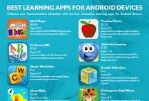 Best Kids Learning Apps / by Alpha Omega Publications Homeschool