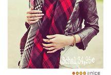 Schal Scarf / Schal