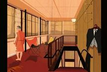 Arte gráfico de cine/Cinema Graphic Art