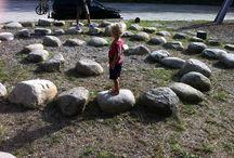 Kids Playgrounds & Gardens
