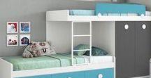 NIÑOS / Encuentra el mueble juvenil ideal, ese que gusta a padres e hijos por igual! Aquí lo encontrarás! ;)   Si buscas mueble juvenil, entra aquí: http://www.hiper-mueble.com/dormitorios-juveniles