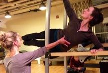 GYROTONIC ArchWay course . / Arch Way course at Motionlabpdx, GYROTONIC and Pilates studio.