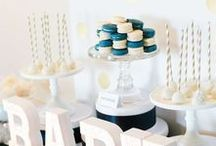 Baby Showers / All the details for a memorable baby shower!