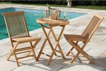 Affordable Garden Sets / You don't have to spend a fortune to have a beautiful sustainable garden set. Our range of affordable garden furniture is superb quality and ethically sourced from Indonesian's Government managed and controlled plantation forest.
