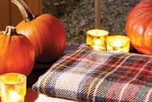 CRISP IN THE FALL / Life starts all over again when it gets crisp in the fall. Gorgeous fall and Winter inspired products, style, fashion and home decor.
