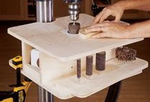 DIY Woodworking JIGs / Collection of interesting woodworking jigs you can do by yourself. #DIY