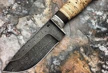 Beautiful knives / Collection of beautiful handmade, unique, custom knives.