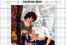 The Colors of Outlander / A great way to relax. Show me yours.