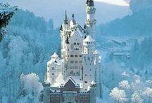 城とそのほかの建築物