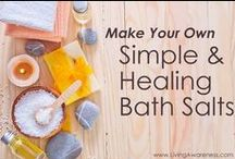 DIY Soaps and Cleaners