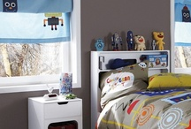 Robot Bedrooms