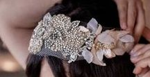 """Great Gatsby 1920s / Wedding trends inspired by the remake of the 1974 movie the """"Great Gatsby"""" based on the novel and the Old Hollywood look. www.WeddingandEventMagazine.com"""