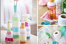 |DIY| Bottle,glass,jar&can / by Syera Verni Nuansa