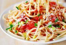  Yummy  Pasta & noodles / by Syera Verni Nuansa