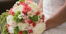 Wedding bouquets / Bride and bridesmaids bouquets. www.WeddingandEventMagazine.com