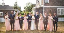 Bridesmaids / Bridesmaid dresses. www.WeddingandEventMagazine.com