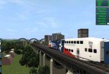 Trainz / Trains Simulator