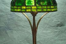 Stained Glass Lamps / Beauty and inspiration!