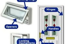 Door and window repair help / Help in identifying any old or broken UPVC door or window hardware