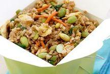 All Veggies:  Garden of Eatin' / Decadent Veggie Recipes  / by NativeNewYorker