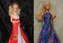 Schnittmuster für Barbie, Ken und Shelly / Pattern / Schnittmuster für Puppen wie Barbie, Ken und Shelly