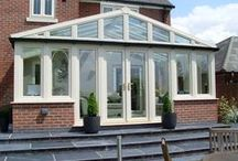 Beautiful orangeries, conservatories and garden rooms / Showcasing the most light and beautiful rooms