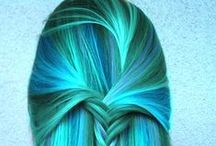Hair styles and make-up / Awesome hair styles and how to's