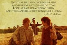 everything Tolkien related