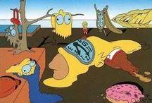 Simpsons / by ann-marie jukic