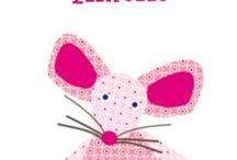 Muisjes, Mouse / Illustraties met muisjes, mouse illustration, muis, mouse